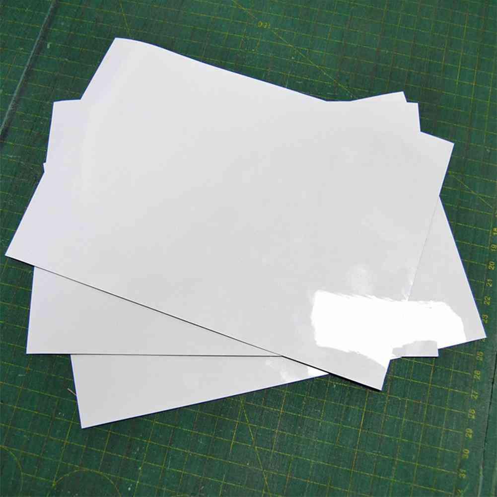 Flexible Fridge Magnets Whiteboard Waterproof Kids Drawing Message Refrigerator Memo Pad