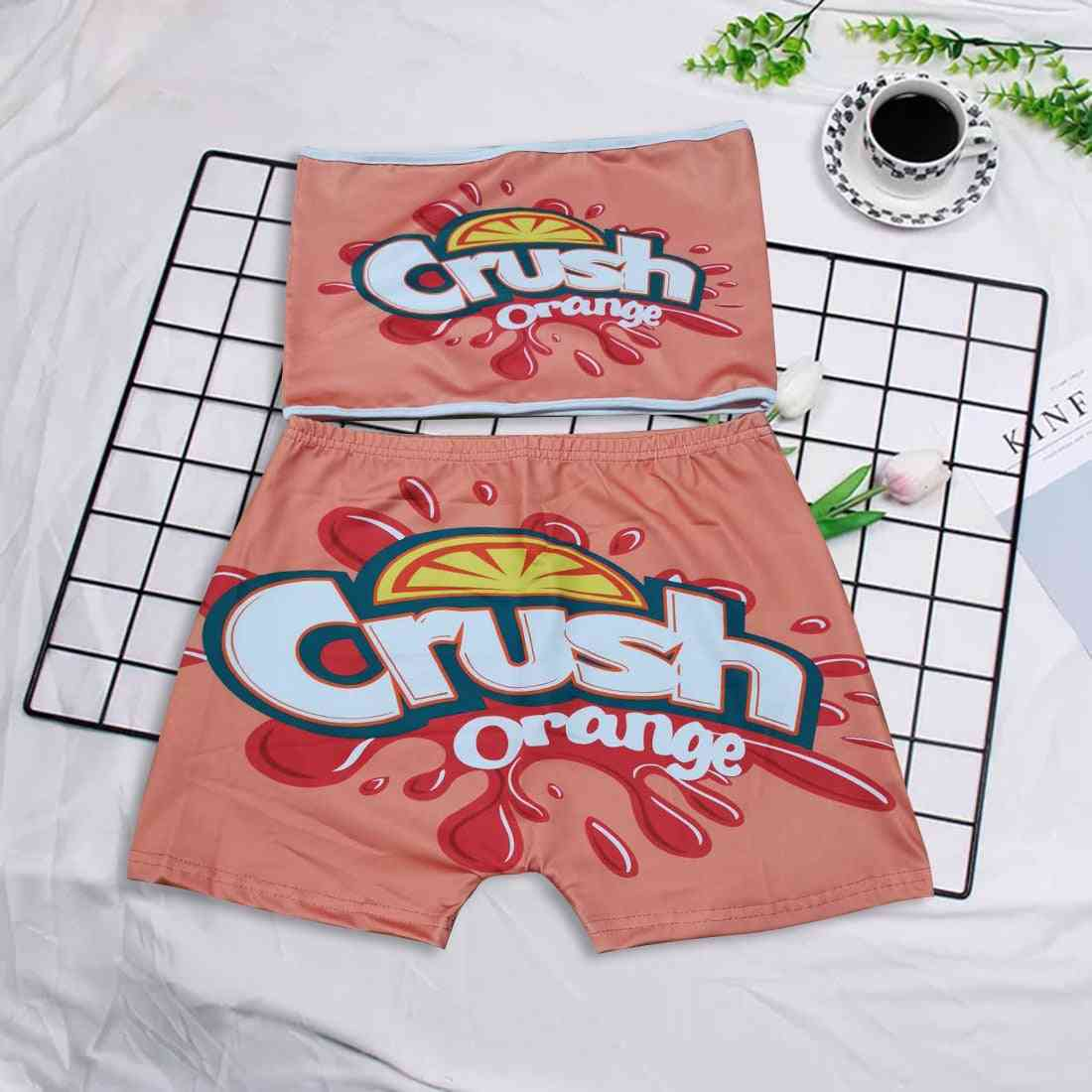 Fashion Candy Snack Sets, Plus Size Booty Shorts Clothes