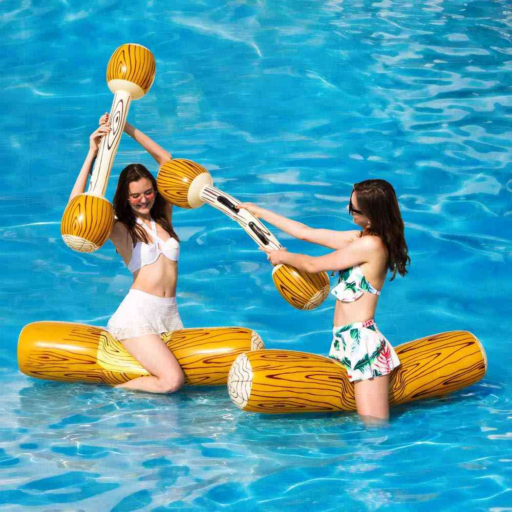 Inflatable Swimming Pool Float Game For/adult