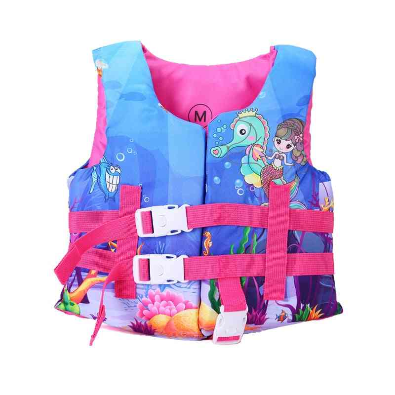 Kids Life Vest Floating Jacket, Sunscreen Swimsuit