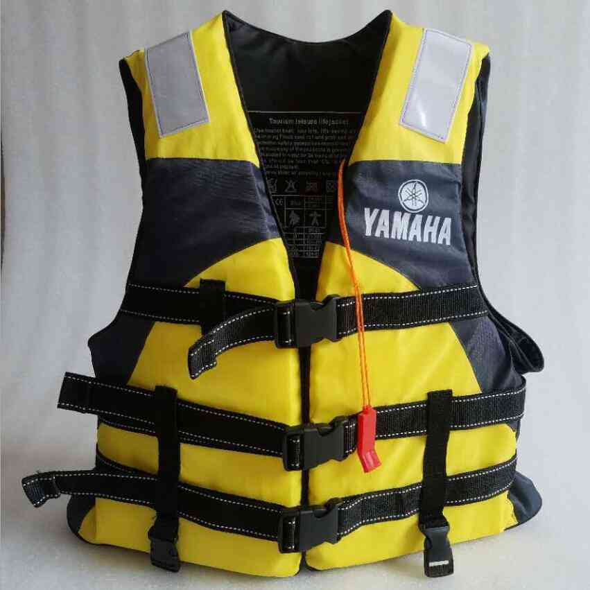 Outdoor Rafting Yamaha Life Jacket For And Adult