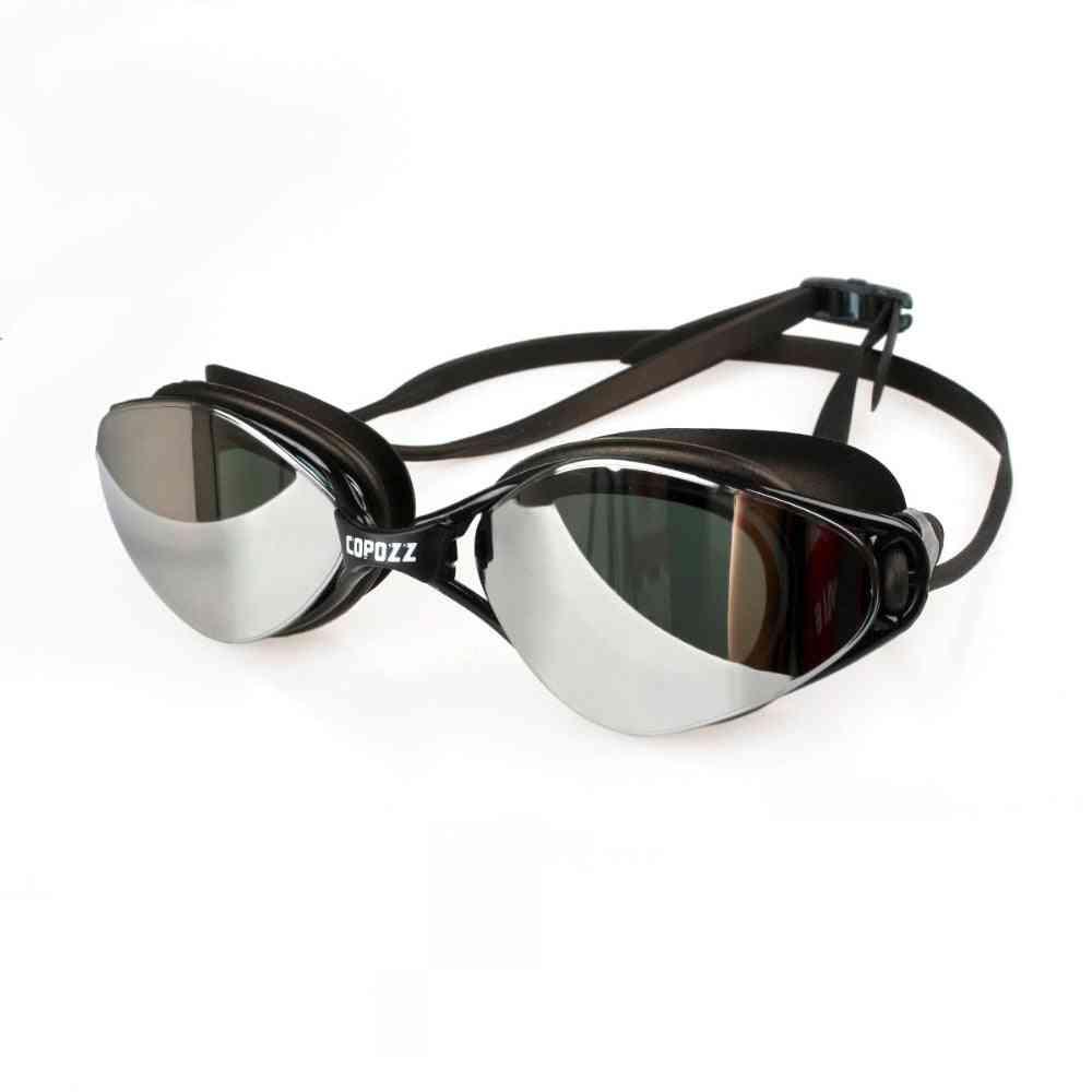 Professional Anti-fog Uv Protection Adjustable Swimming Goggles Men Women Waterproof Goggles