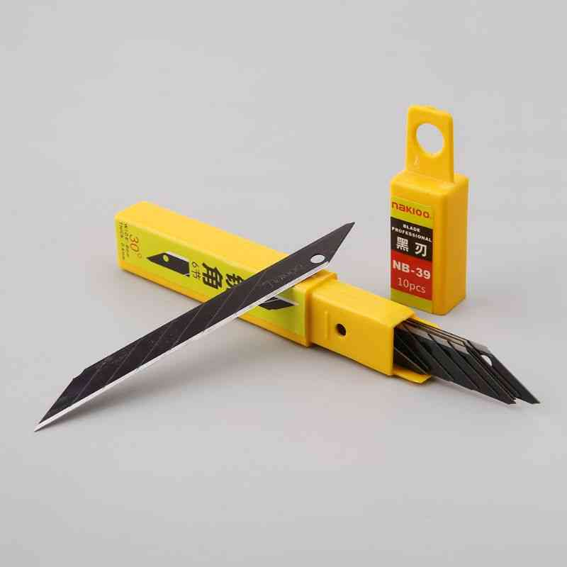 Carbon Steel Utility Knife Blades