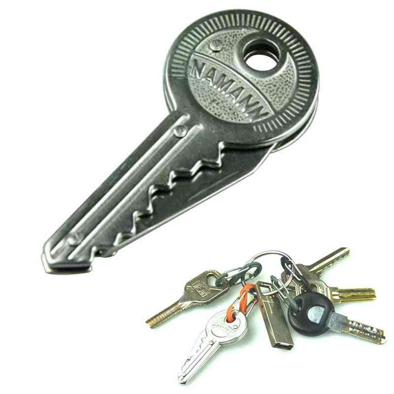 Mini Blade Fold Opener, Open Letter Tool Key Survive Pocket Peel Gadget, Package Box Knife, Peeler Pare