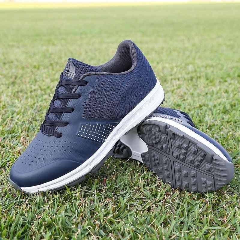 Professional Waterproof Golf Training Sneakers Outdoor Sport Shoes