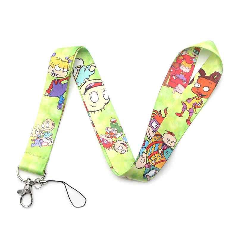 Funny Kawaii Kids Lanyard Phone Rope, Lanyard For Keys