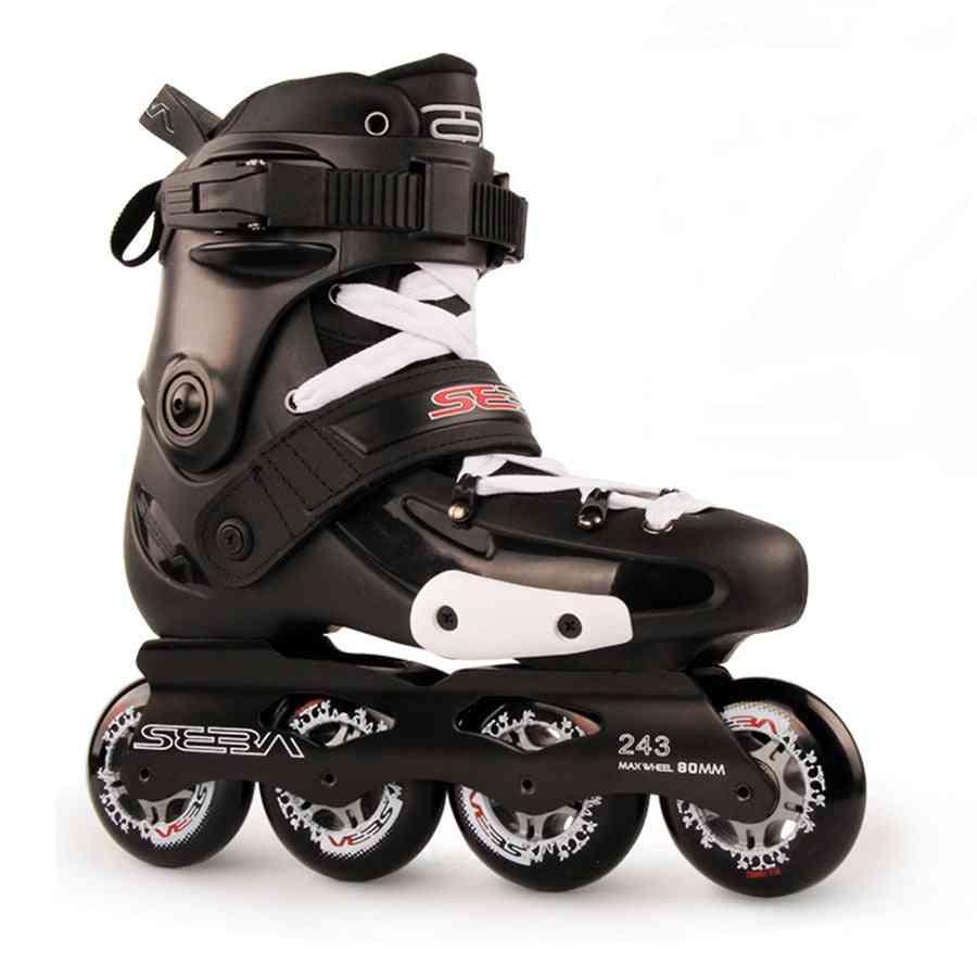 Professional Slalom Inline Adult Roller Skating Shoes