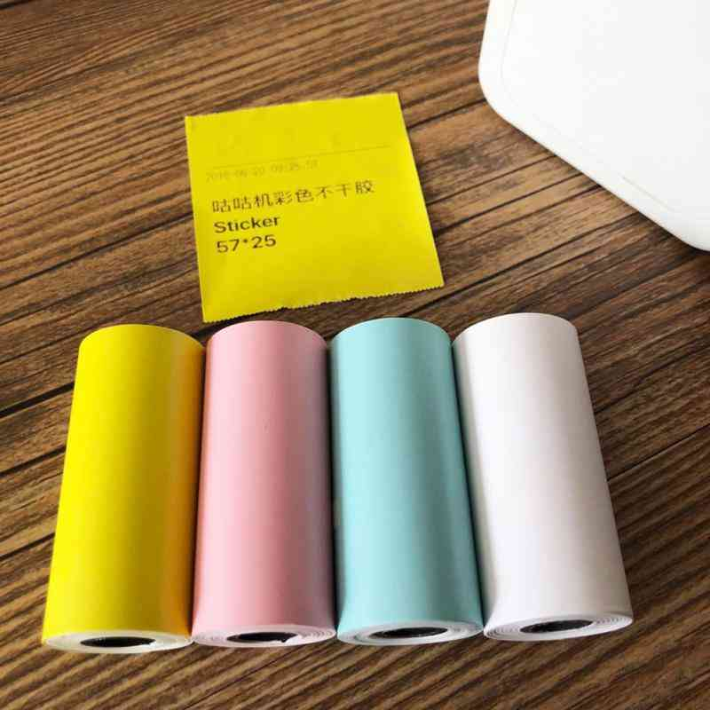 Self Adhesive Thermal Sticker Printing Paper