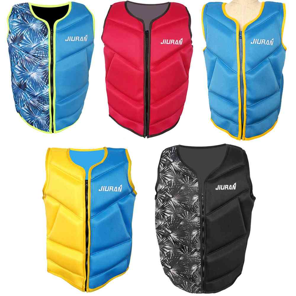 Men & Women Swimming Life Jacket, Sea Fishing Vest