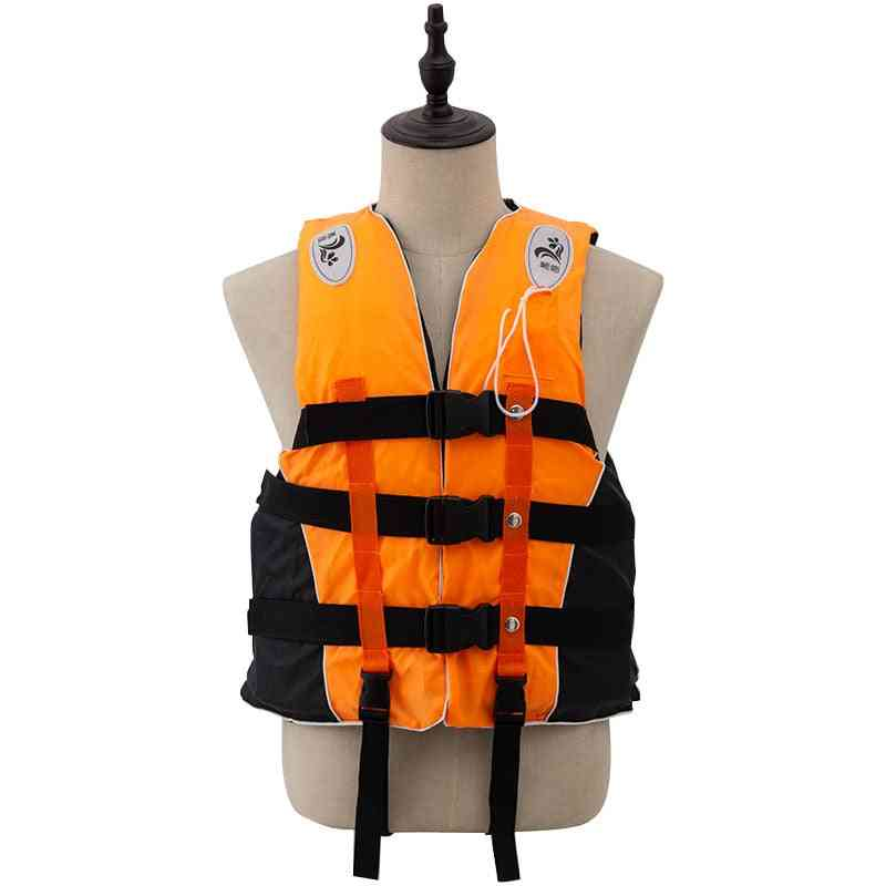 Kids, Adult Life Vest Jacket For Water Sports Swimming, Boating