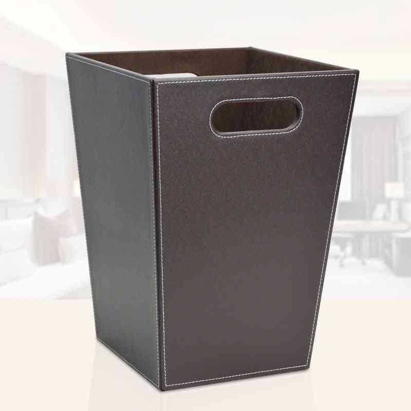 Square Shaped Wastepaper Basket