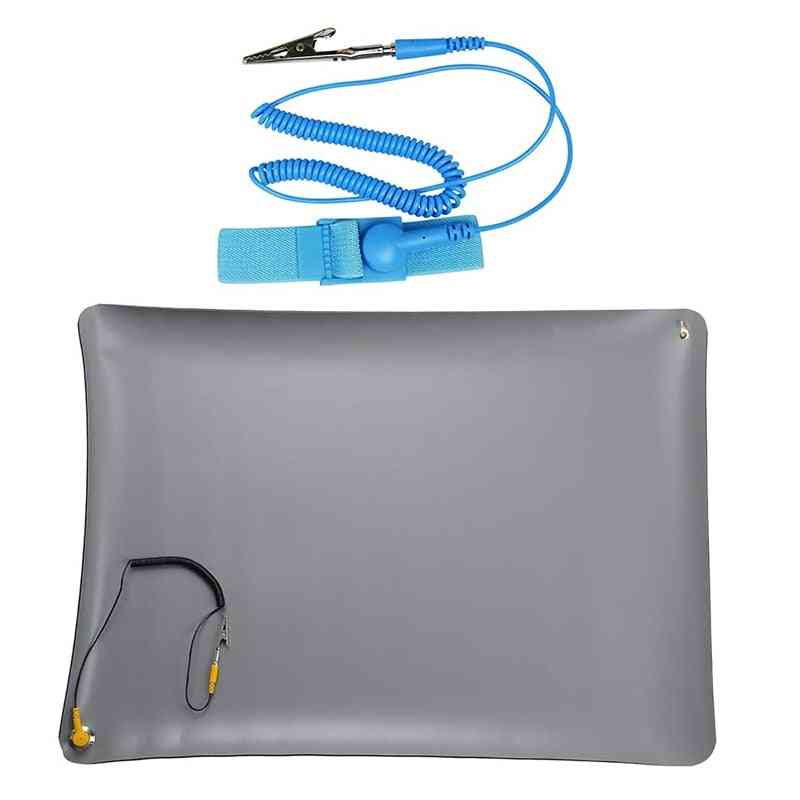 Ground Wire, Esd Wrist For Mobile, Computer Repair, Blanket Mat