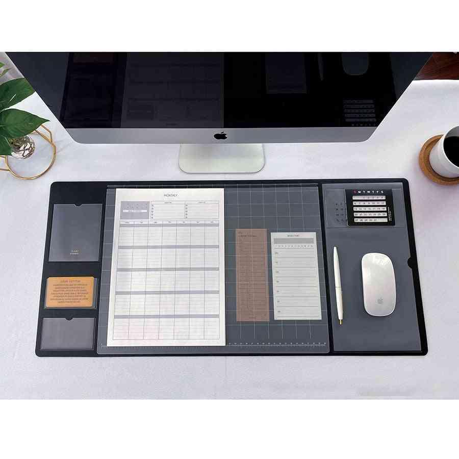 Desk Mat Multifunctional, Waterproof, Non-slip, Big Mouse, Game Table Mat