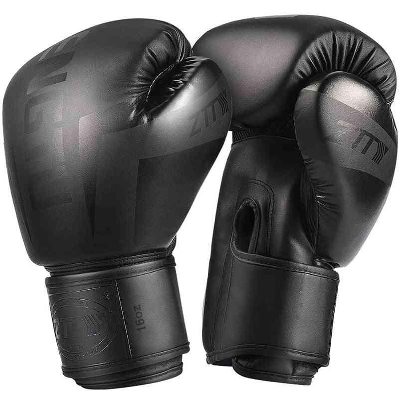 Men & Women Kick Boxing Gloves