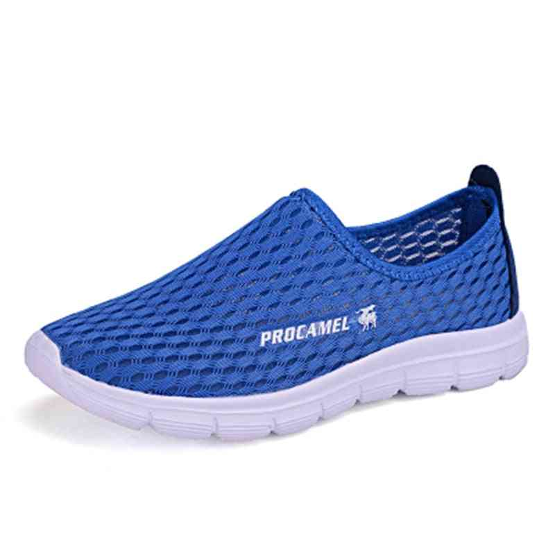 Classic Sports Trainer Sneakers, Men Basketball Shoes