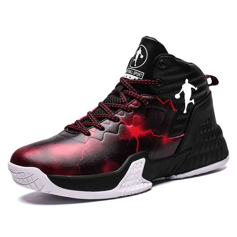 Unisex Basketball Sports Buffer Shoes High-quality Couple Sneakers Shoe For Male