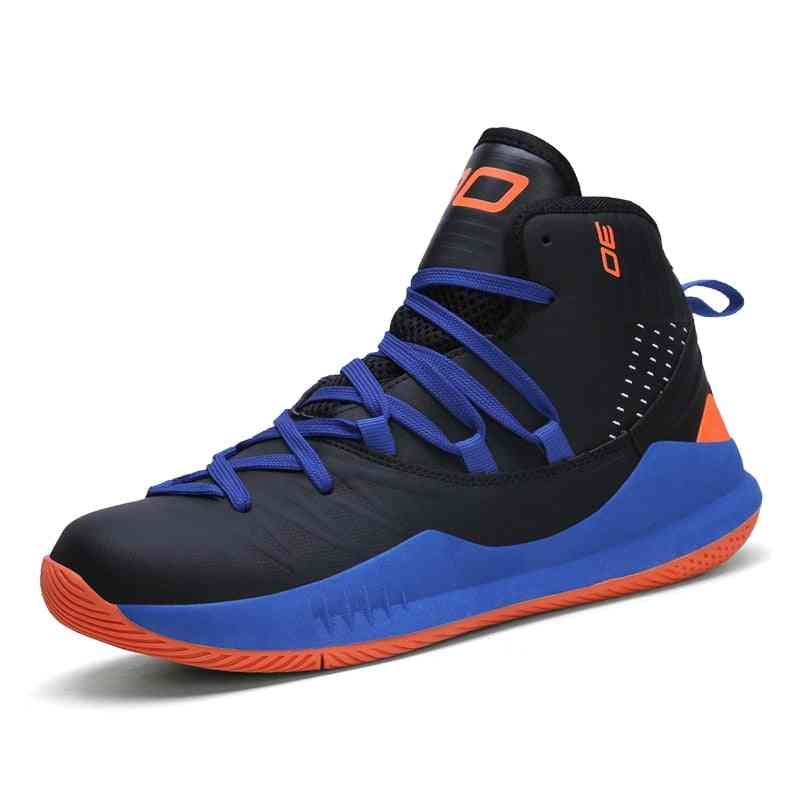 High-top, Cushioning, Light Male Zapatos Hombre Breathable Outdoor Sports Shoes