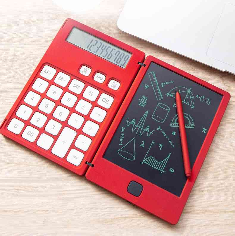 Calculator Drawing, Writing Tablet, Electronics Graphic Board, Drawing Pad, Portable Hand Writing
