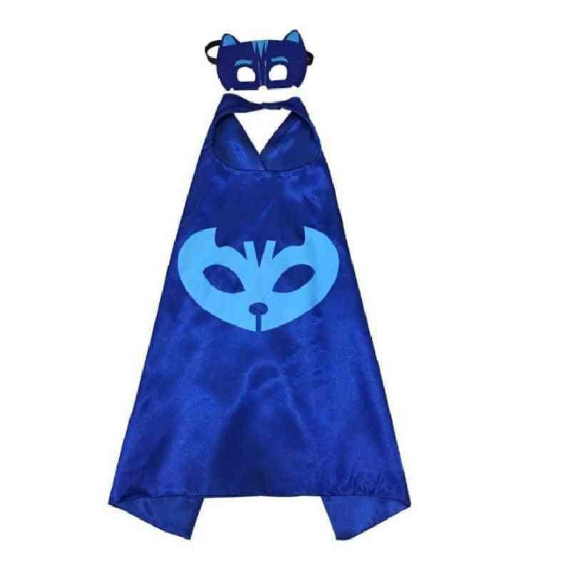 Pj Masks, Gekko Figures Halloween Costumes Anime Cosplay Decoration For