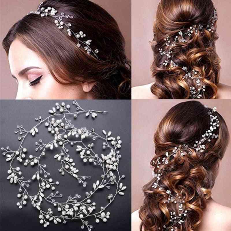 Hair Jewelry Bride Headdress Headbands