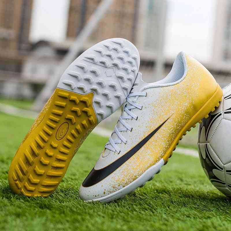 Men Football Shoes, Soccer Cleats Boots