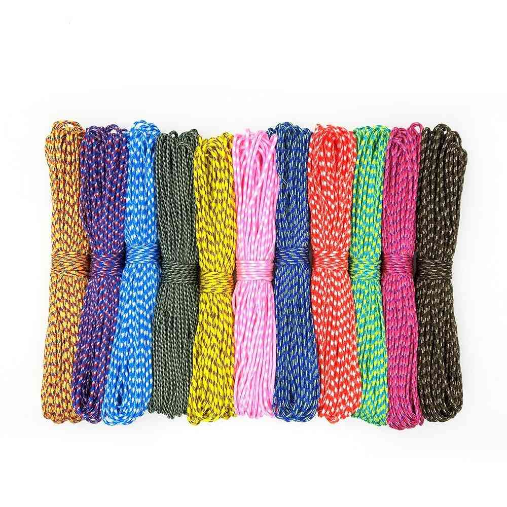 Paracord One Stand Cores For Survival Parachute-cord Lanyard Camping & Climbing Rope