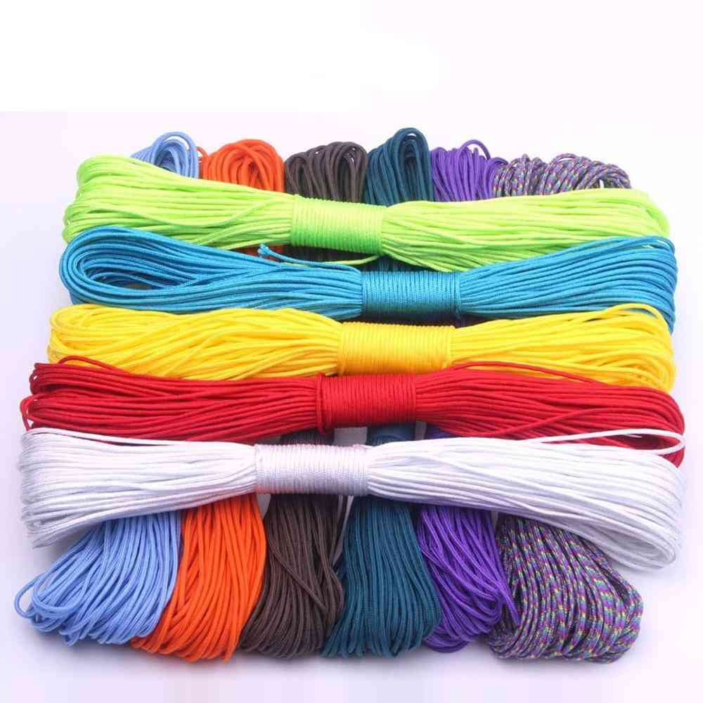 One Stand Cores Paracord Rope For Jewelry Making