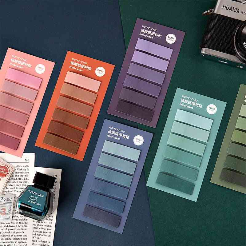 Memo Pad Sticker, Notepad Kawaii Decor Sticky Notes