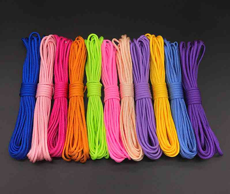 7-stand Paracord Parachute Cord Rope Survival Kit