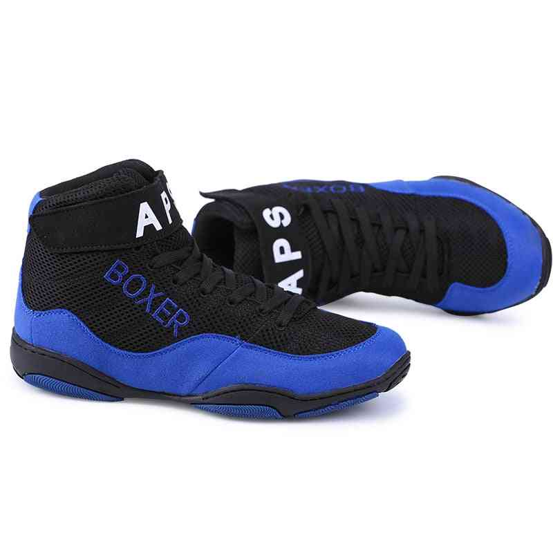 Men Boxing/wrestling Fighting Weightlift Training  Shoes
