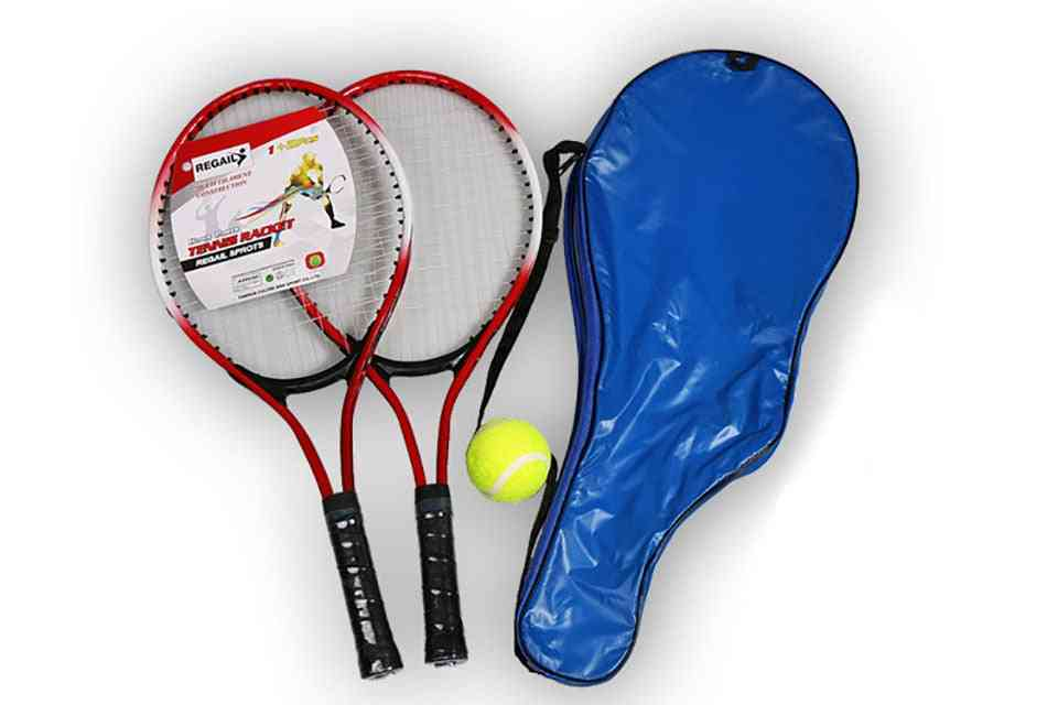 Carbon Fiber Top Steel Material Tennis String With Ball