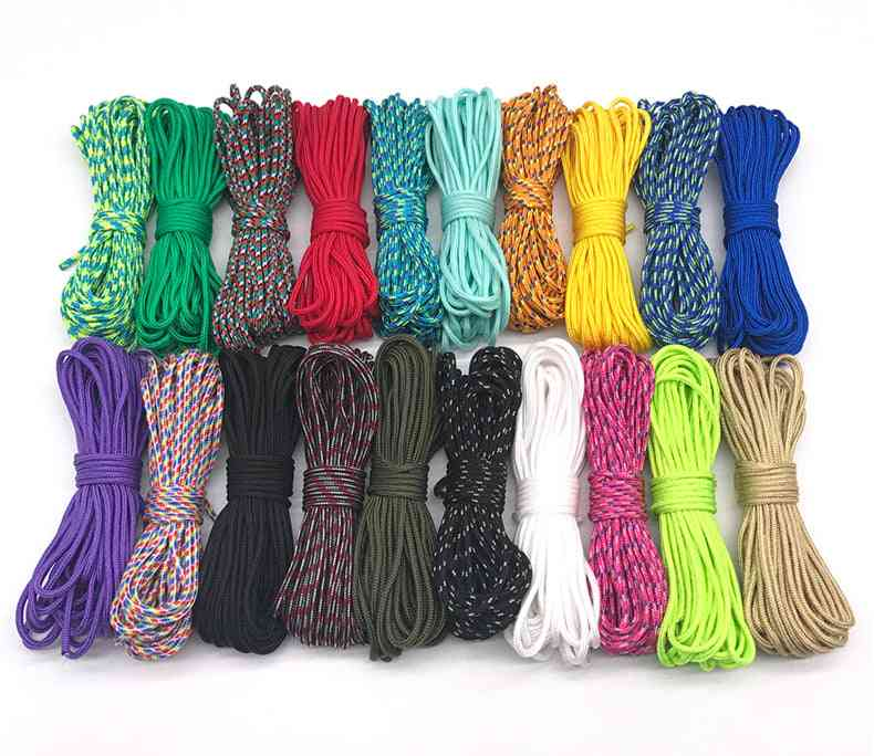 One-stand Cores Paracord For Climbing Camping Hiking Rope