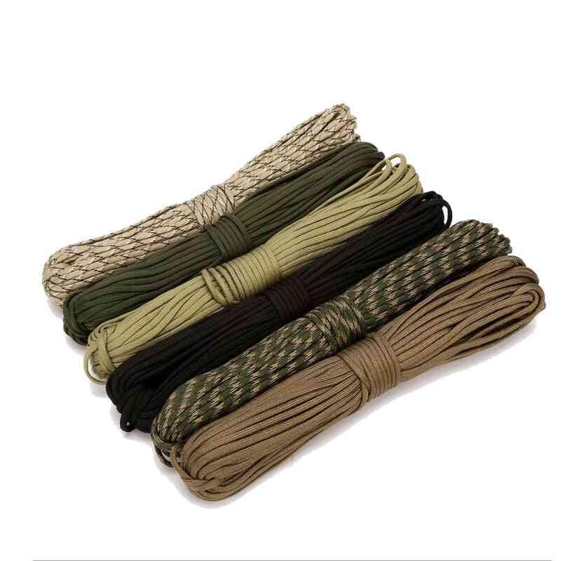 550 Parachute Cord Lanyard-rope Mil Spec Type-iii 7
