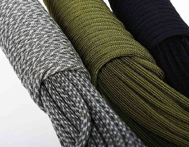 Dia.4mm 7-stand Cores Paracord Lanyard For Climbing Camping Rope