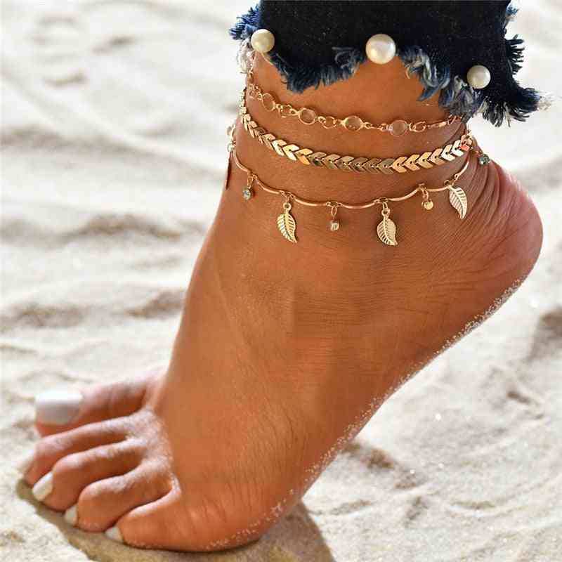 Modyle Anklets, Foot Accessories