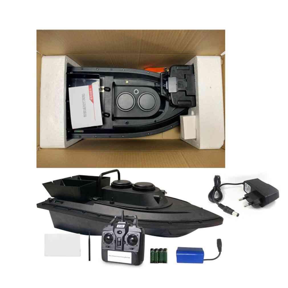 Dual Motor Remote Control, Smart Rc Fishing Boats