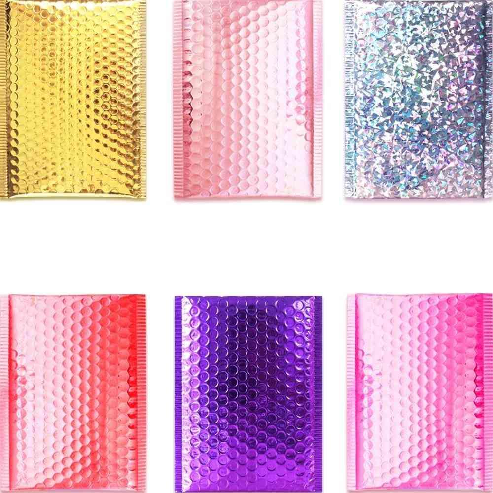 Aluminum Foil Bubble Mailer, Cd/eyelash, Padded Envelopes