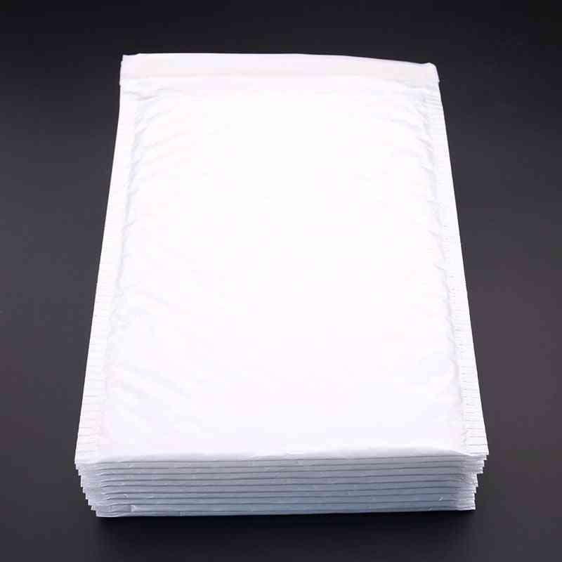 White Envelope Paper Bubble Mail Bag