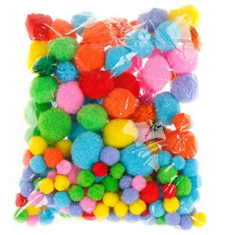 Diy Soft Pompoms Balls