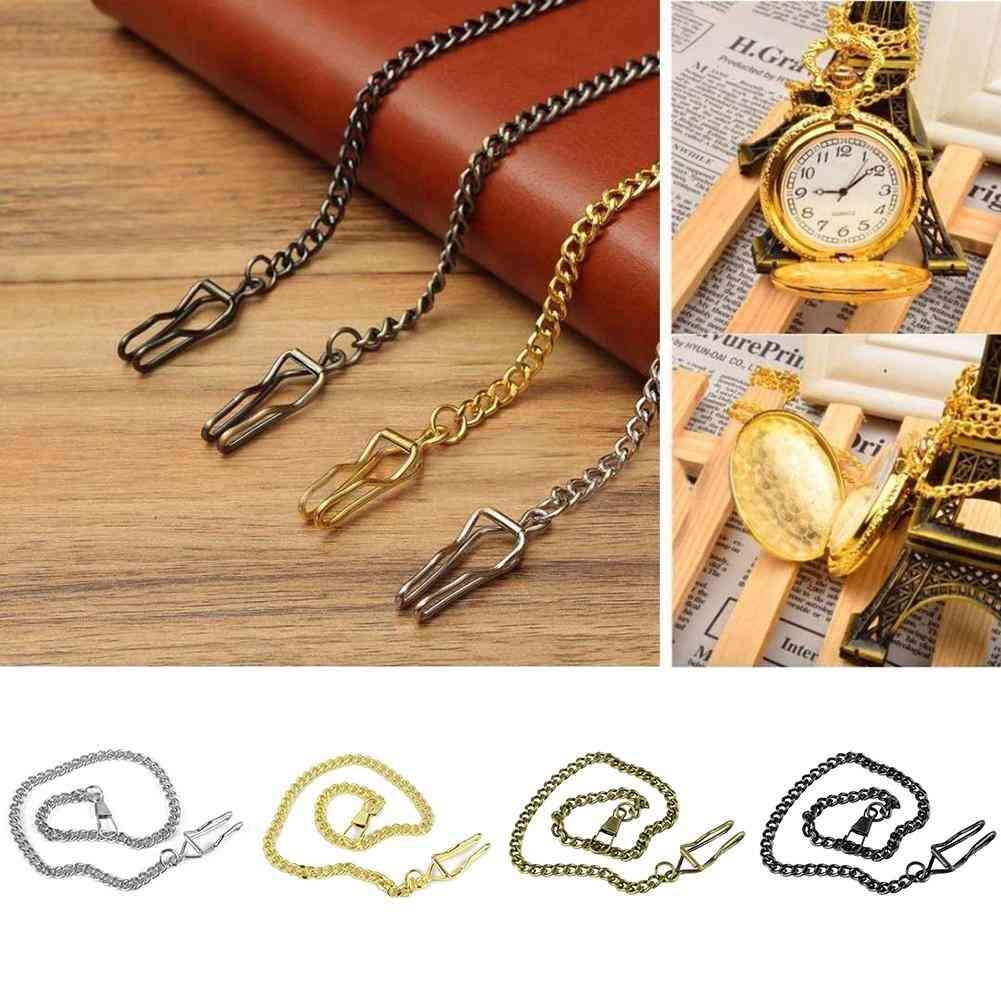 Bracelet Necklace Belt Decor Pocket Watch Chain