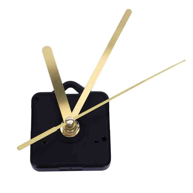 Wall Clock Hands Repair Parts, Clock Motor With Hands & Fittings Kit