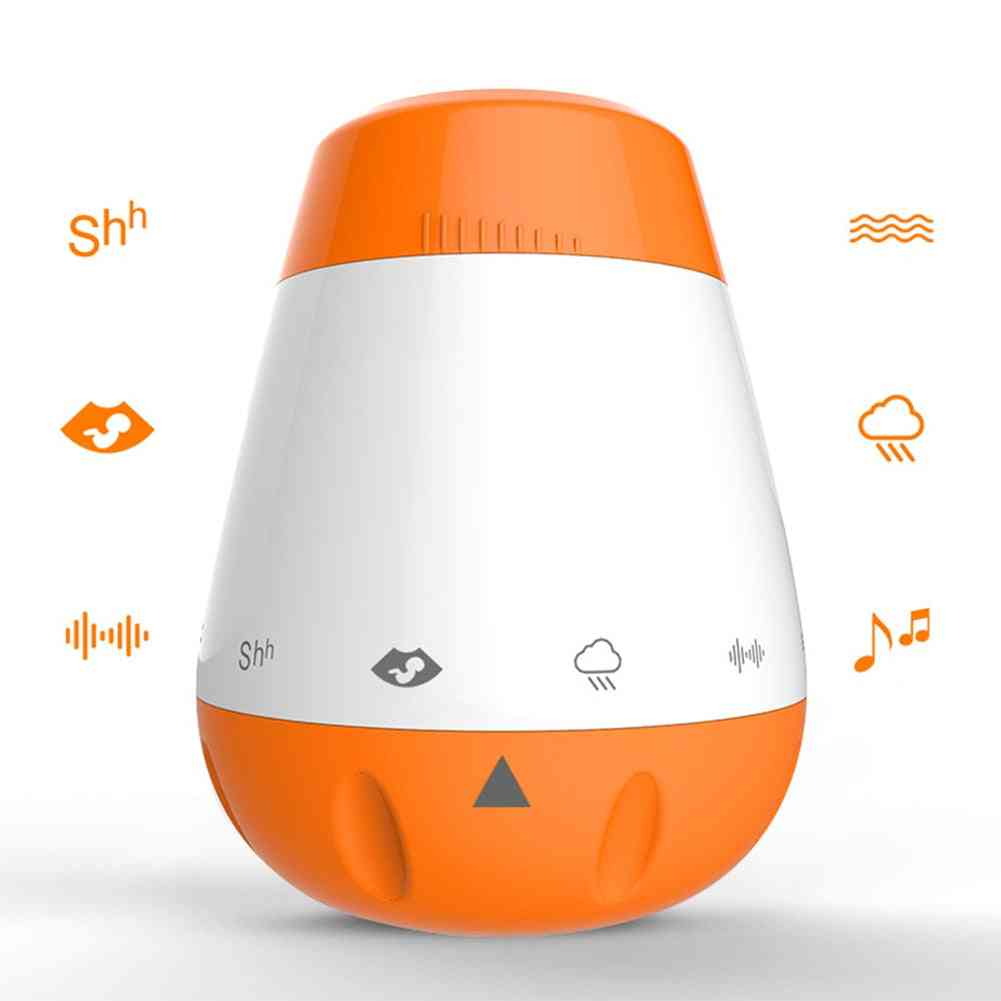 Mini Portable Smart Therapy Sound Machine-infant Sleep Soother