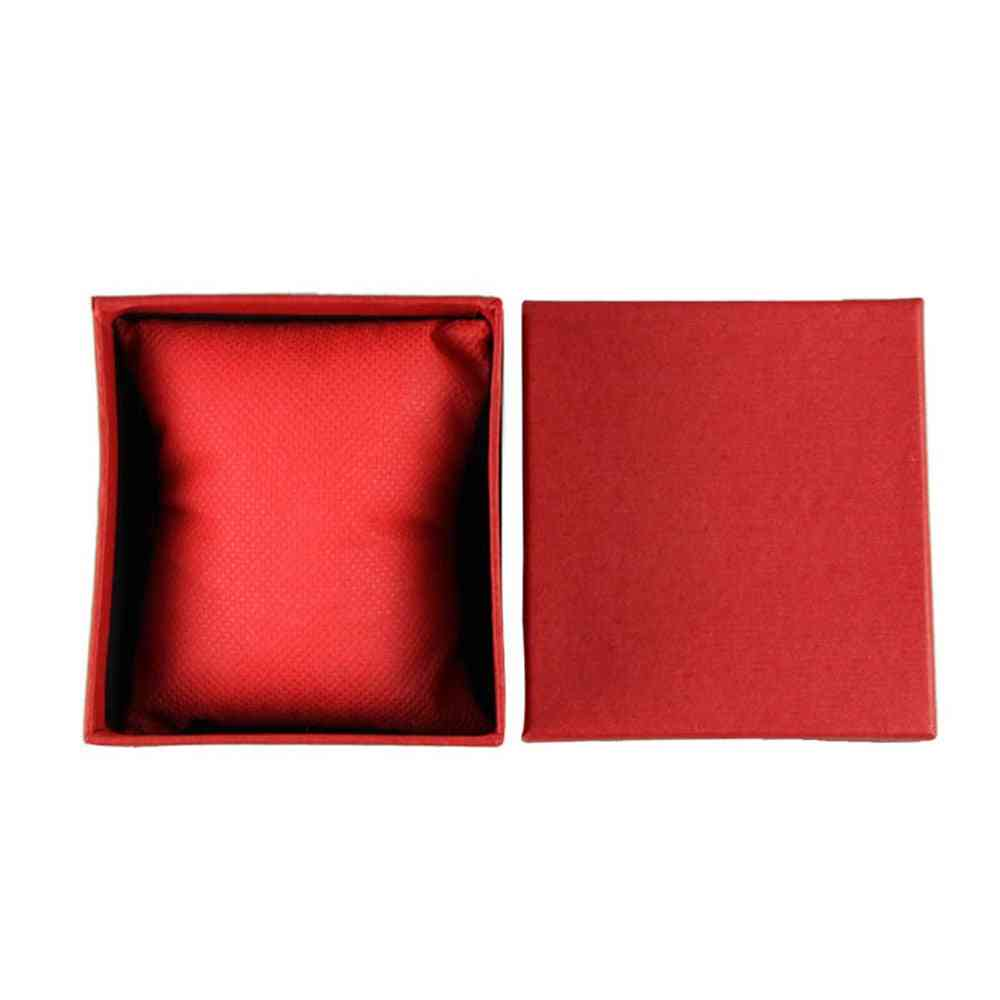 Durable Present Box Case For Bracelet Bangle Jewelry Watch Boxes