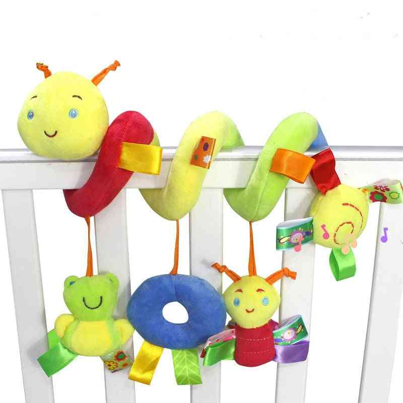 Crib Mobile Bed Bell, Rattles Educational Toy