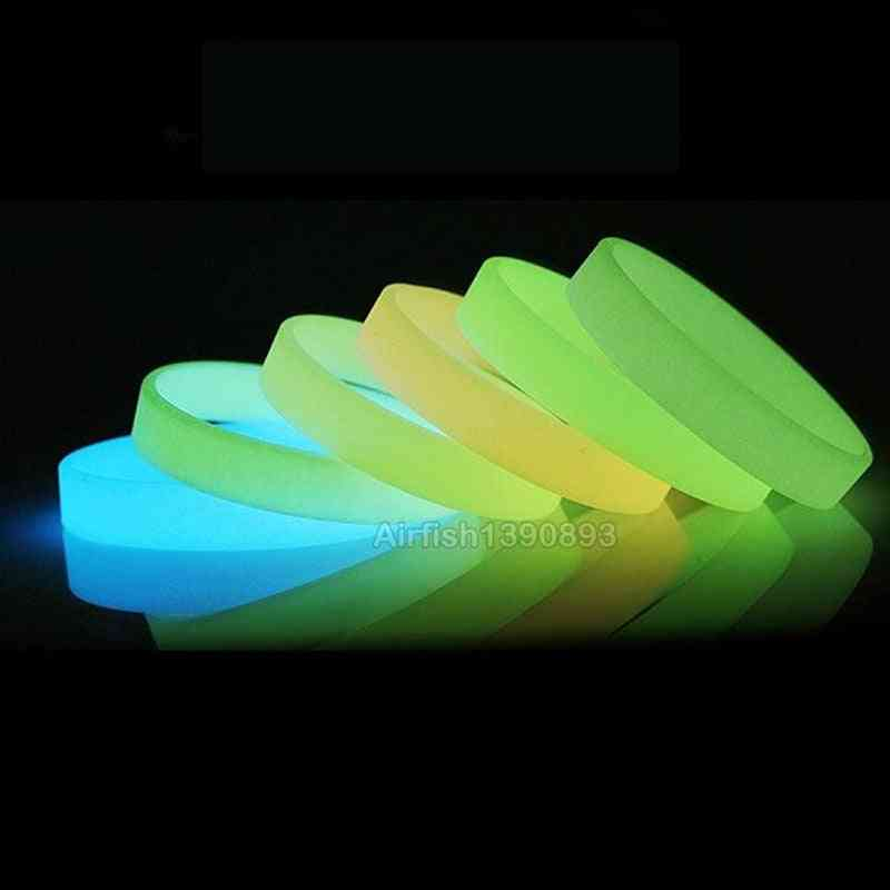 Silicone Bracelets, Rubber Wristband Friendship Hand Bands