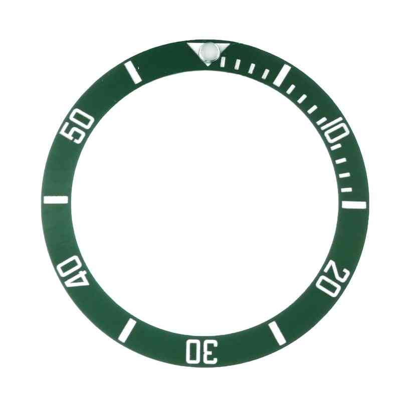 Watch Face Ceramic Bezel, Submariner Automatic Replace Accessories