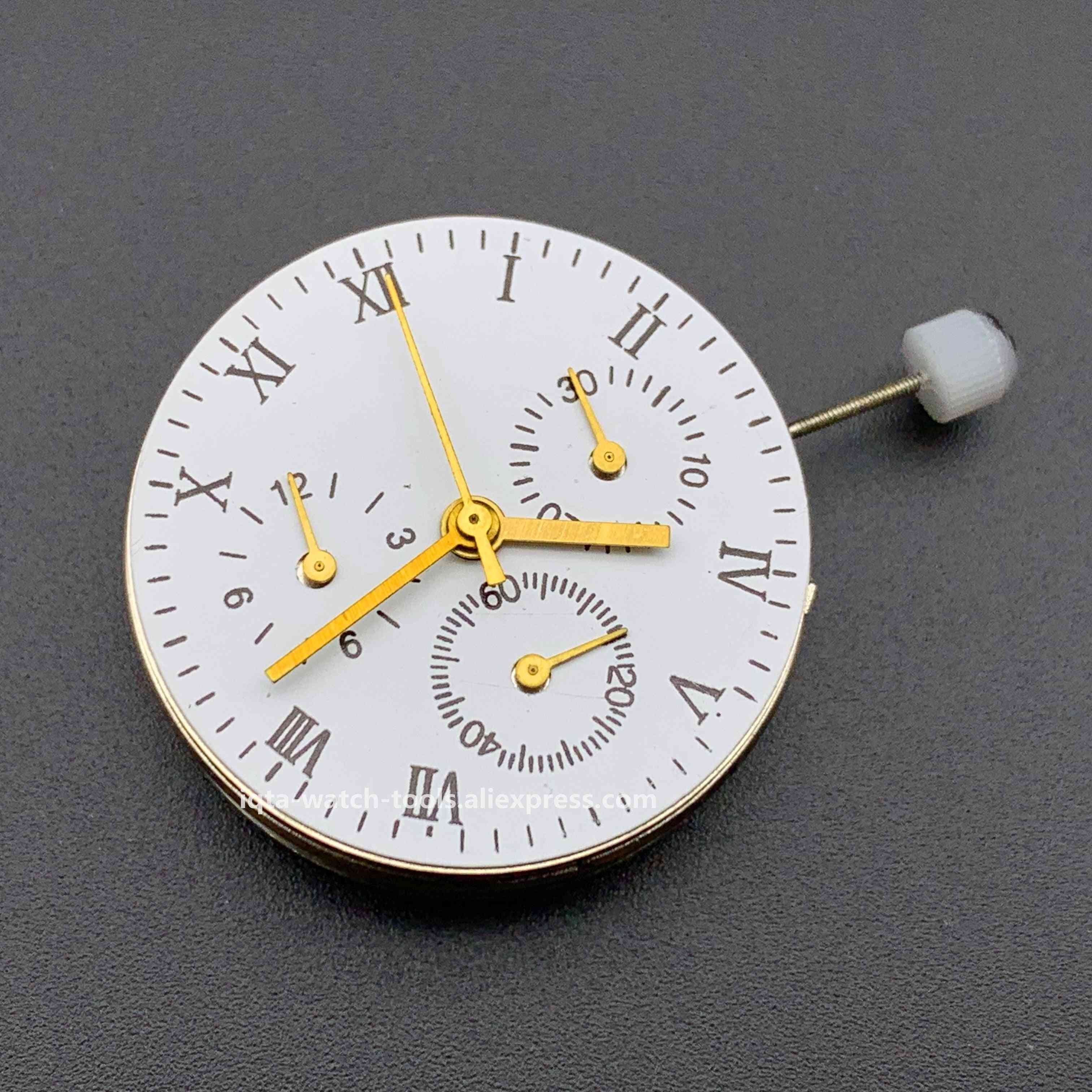 Automatic Watch Mechnical Replacement Repair Movement