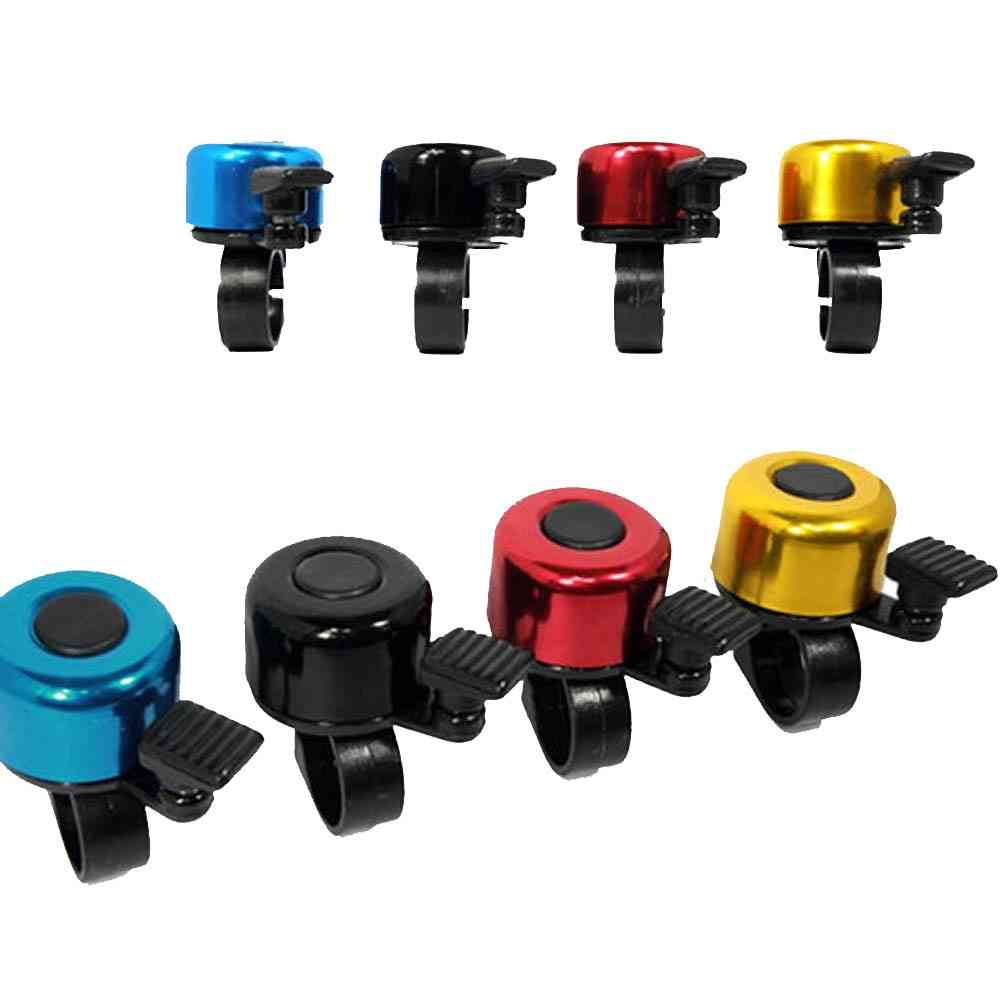 Sport Bike Mountain Road Cycling Bell Ring Metal Horn Safety Warning Alarm Bicycle Outdoor Protective Cycle Accessories