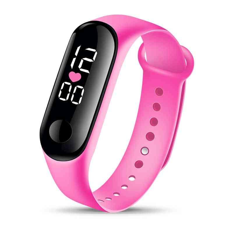Fashion Bracelet Watch, & Sport Electronic Wristwatch Led Digital Clock
