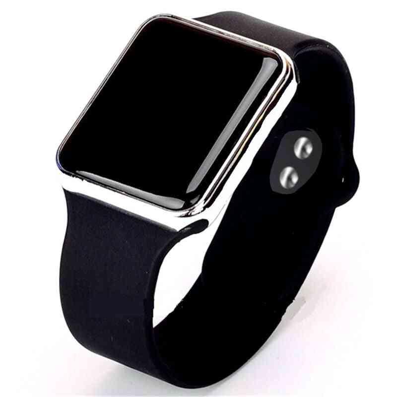Led Electronic Digital Display Watch